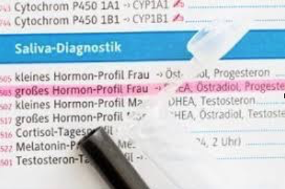 Hormontest Frauen